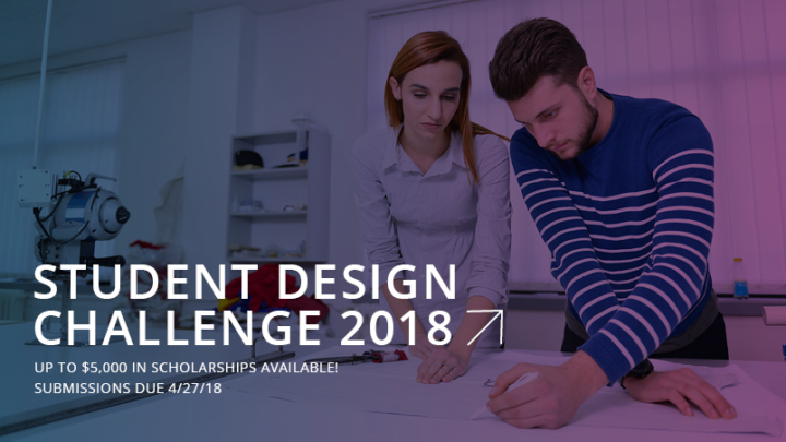 New England Chapter's Student Design Challenge 2018